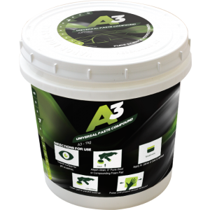 Puris A3 Universal Paste Compound 3KG Tub