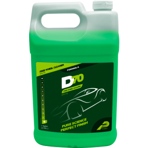 Puris D70 Free Wheel Cleaner Gallon