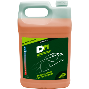 Puris D71 All Wheel Cleaner Gallon