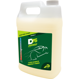 Puris D76 Blush Wheel Cleaner Gallon