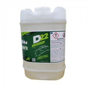 Puris D22 Interior Cleaner 5 Gallons