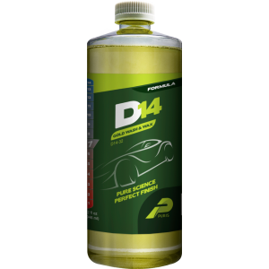 D14 Gold Wash & Wax Gallon
