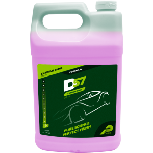 Puris D57 Extreme Shine Tire Dressing Gallon